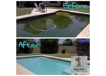 Mesa pool service Beach Bum Pool Services, LLC