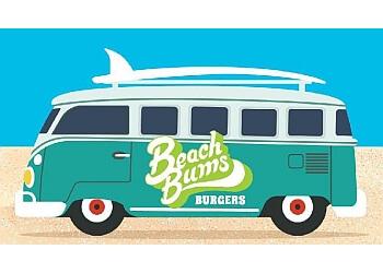 Huntington Beach food truck Beach Bums Burgers
