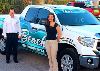 Hollywood pest control company Beach Environmental Pest Control