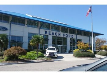 Virginia Beach car dealership Beach Ford Inc.