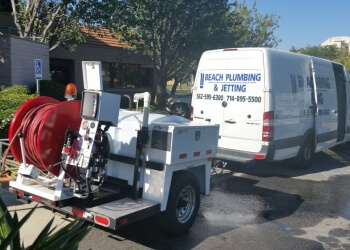 Long Beach plumber Beach Plumbing & Jetting