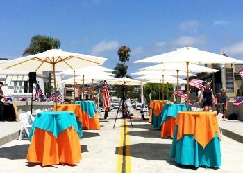 Newport Beach event rental company Beachside Party Rentals