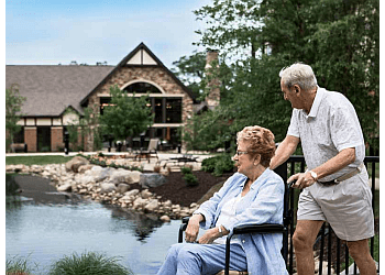 Grand Rapids assisted living facility Beacon Hill At Eastgate