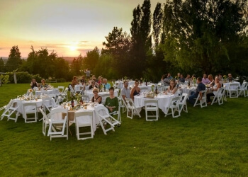 Spokane event management company  Beacon Hill Catering & Events