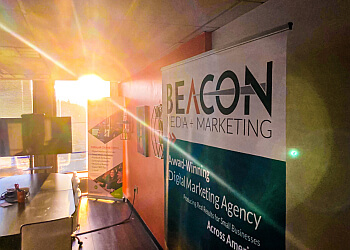 Anchorage web designer Beacon Media + Marketing
