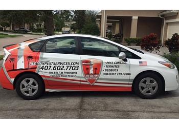 Orlando pest control company Beacon Pest Services