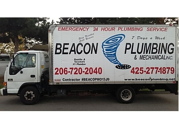 Kent plumber Beacon Plumbing & mechanical inc.