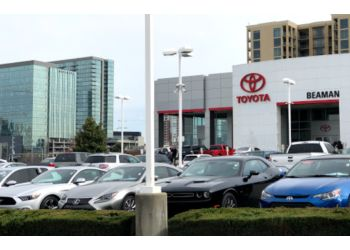 Nashville car dealership Beaman Toyota