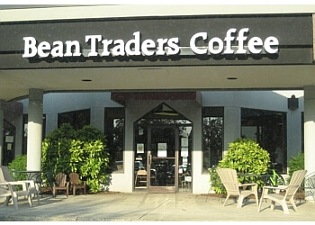 Durham cafe BEAN TRADERS COFFEE
