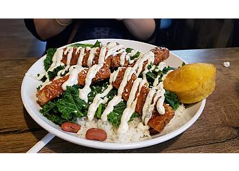 Charlotte vegetarian restaurant Bean Vegan Cuisine