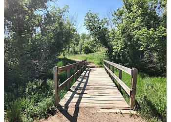 Lakewood hiking trail Bear Creek Greenbelt