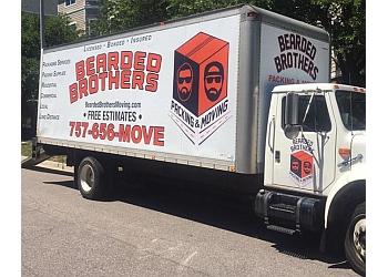 Norfolk moving company Bearded Brothers Moving & Storage