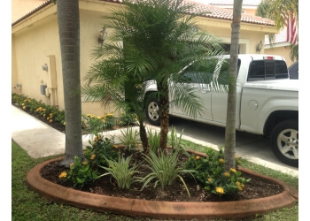 Miami lawn care service Beautiful Gardens and Lawn Care