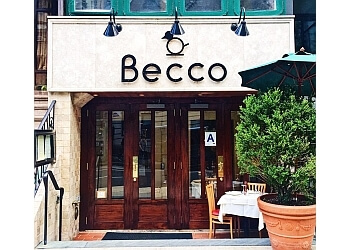 New York italian restaurant Becco