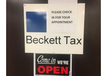 Madison tax service Beckett Tax