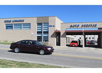 Des Moines car repair shop Beckley's Automotive Services