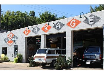 Oklahoma City car repair shop Beck's Garage