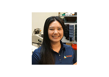 Irvine physical therapist Becky Chang, DPT