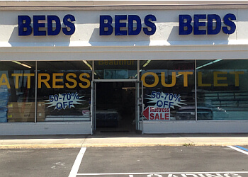 Jacksonville mattress store BEDS BEDS BEDS Mattress Outlet