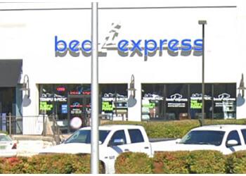 Huntsville mattress store Bedzzz Express