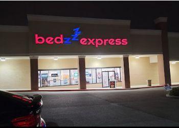 Mobile mattress store Bedzzz Express