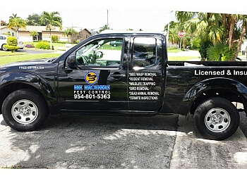 Fort Lauderdale pest control company Bee Brothers Pest Control, LLC