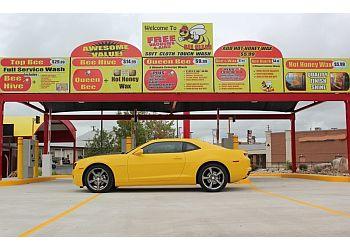 San Antonio auto detailing service Bee Clean Car Washes