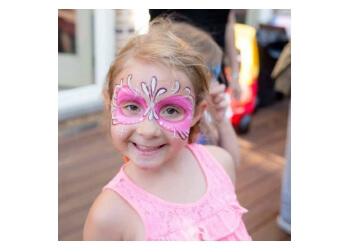 Naperville face painting BeeGiggles Entertainment