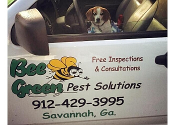 Savannah pest control company Bee Green Pest Solutions