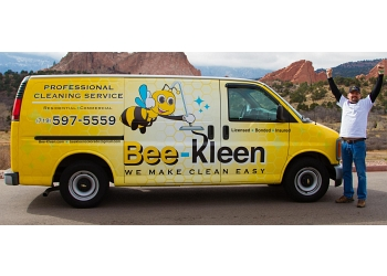Colorado Springs carpet cleaner BEE-KLEEN PROFESSIONAL CARPET CLEANING & MORE