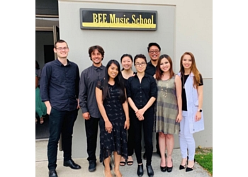 Santa Ana music school BEE Music School