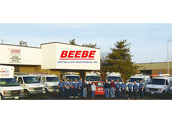 Overland Park hvac service Beebe Heating & Air Conditioning Inc.