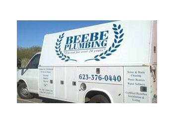 Peoria plumber Beebe Plumbing Service, LLC