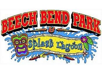 Clarksville amusement park Beech Bend Park