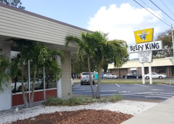 Orlando sandwich shop Beefy King