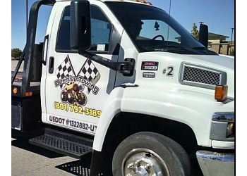 West Valley City towing company Beehive Towing in Murray