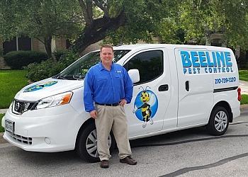 San Antonio pest control company Beeline Pest Control
