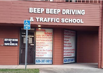 Pomona driving school Beep Beep Driving school