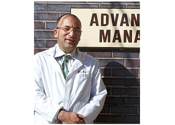 San Diego pain management doctor Behzad Aalaei, MD