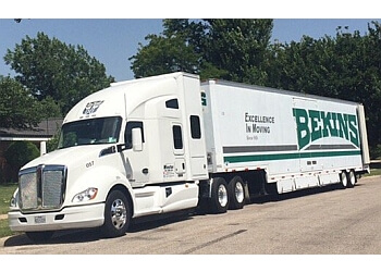 Amarillo moving company Bekins A&W Transfer & Storage