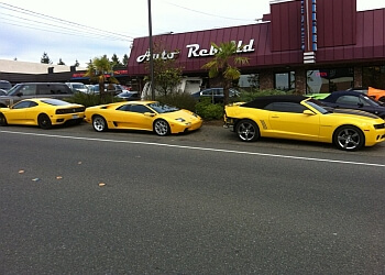 Bellevue auto body shop Bel-Red Auto Rebuild