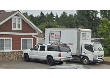 Bellevue window company Bel-Red Windows & Doors