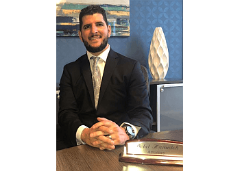Long Beach personal injury lawyer Belal Hamideh