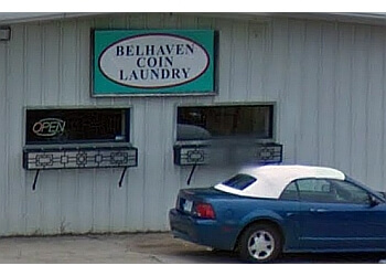 Jackson dry cleaner Belhaven Coin Laundry