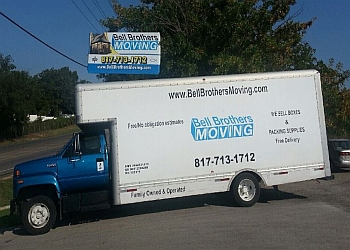 Fort Worth moving company Bell Brothers Moving