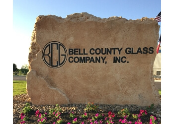 Killeen window company Bell County Glass Company Inc.