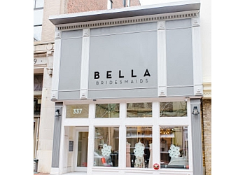 Baltimore bridal shop Bella Bridesmaids
