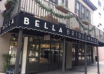 Mobile bridal shop Bella Bridesmaids