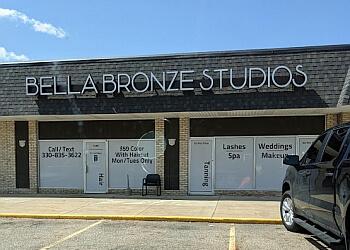 Akron hair salon Bella Bronze Studios