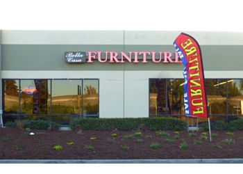 Fremont furniture store Bella Casa Furniture